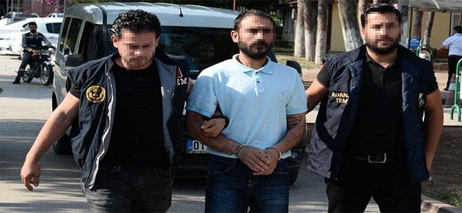 IŞİD'in Füzecisi Adana'da yakalandı
