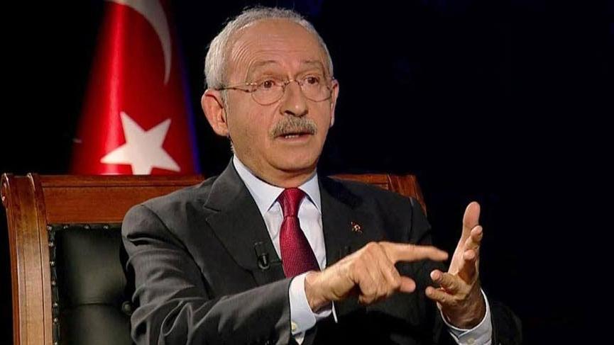 Kılıçdaroğlu: FETÖ ile mücadele diyorlar, bütün garibanlar içeride parası olan dışarıda