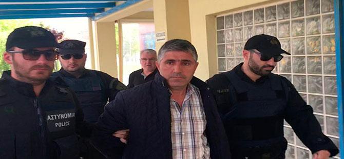 Yunan askerinin gözaltına aldığı kepçe operatörüne 5 ay hapis