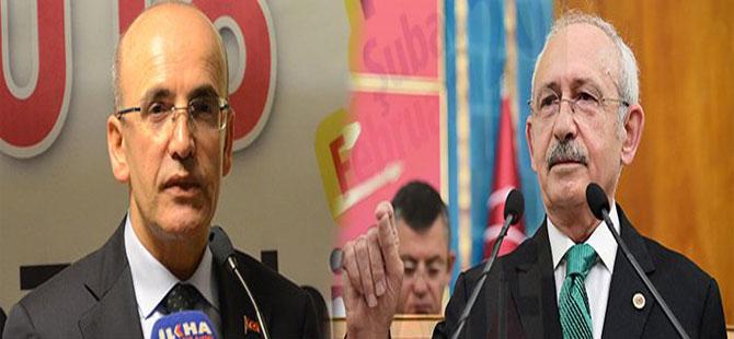 Kılıçdaroğlu'ndan Şimşek'e: CHP'ye oy vermeni bekliyorum