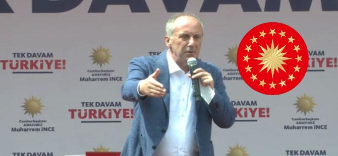 Muharrem İnce: İstanbul'la ilgili anketler var elimde…