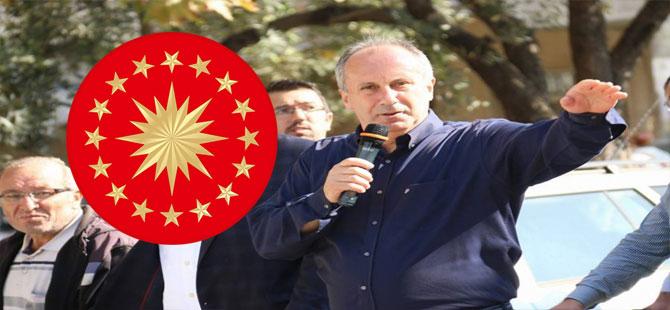 Erdoğan'ın AKP binası davetine İnce'den yanıt: Saraya ayağım alışır diye korkuyor