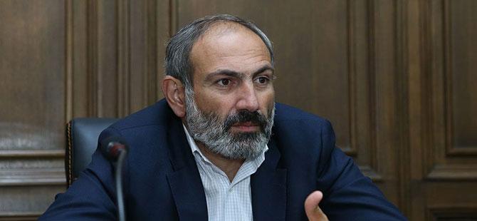 Paşinyan: Parlamento seçimlerinin yapılması için istifa ediyorum