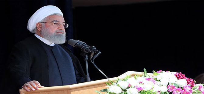 Ruhani: ABD nükleer anlaşmadan çıkarsa tarihi bir pişmanlık yaşayacak