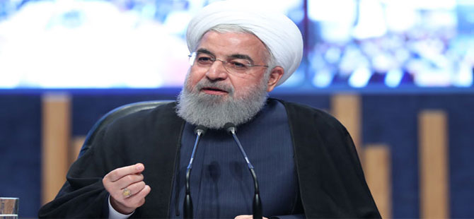 Ruhani'den 'nükleer' açıklaması