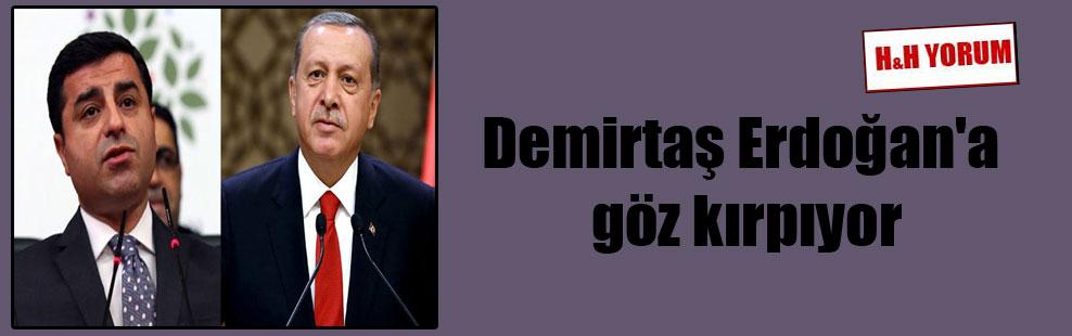 Demirtaş Erdoğan'a göz kırpıyor