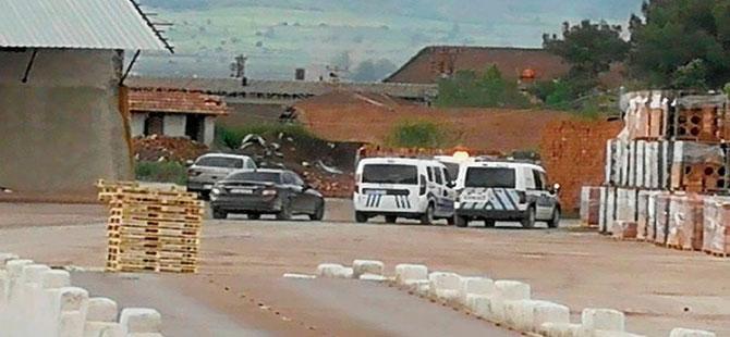 Tuğla fabrikasında işçiler kavga etti: 13 yaralı