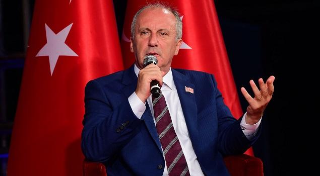 Erdoğan'ın 'faiz' açıklamasına İnce'den tepki: Mevcut zihniyet kalıbı izin vermiyor!