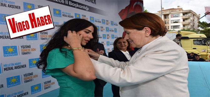 Turgut Altınok'un kızı İYİ Parti'de