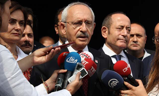 Kılıçdaroğlu mahkemenin 'Man Adası' kararını değerlendirdi
