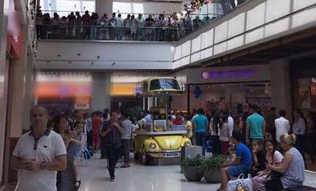 Ankara'da AVM'ler bayramın 1'inci günü kapalı