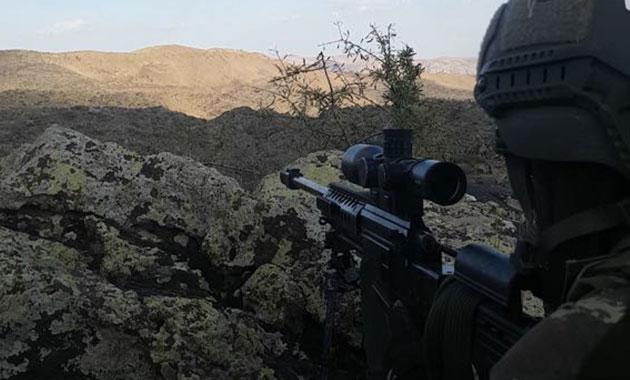 Hakkari'de PKK'ya operasyon
