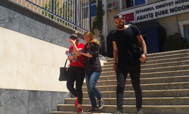 Fatih'teki vahşet: 3 şüpheli adliyeye sevk edildi