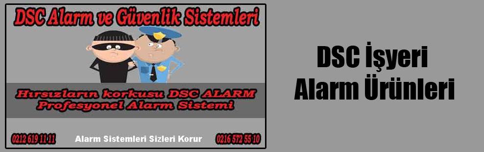 DSC İşyeri Alarm Ürünleri