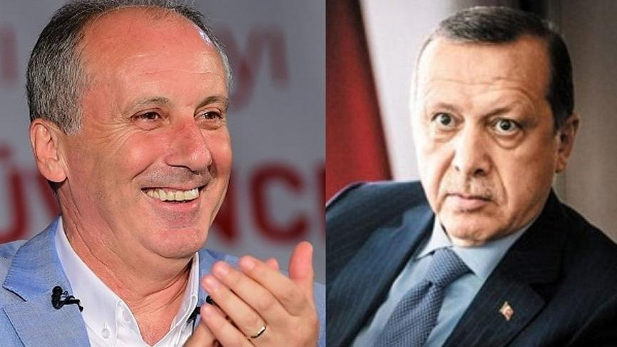 İnce'den Erdoğan'a hodri meydan