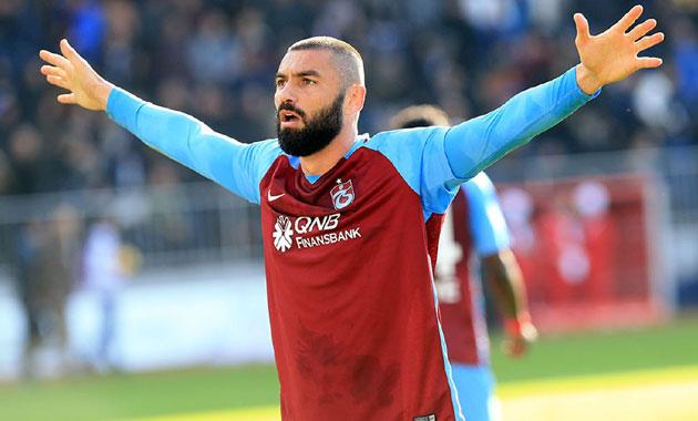 Trabzonspor'da Burak Yılmaz belirsizliği