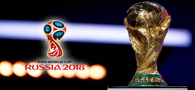 Dünya Kupası'nda büyük heyecan başlıyor