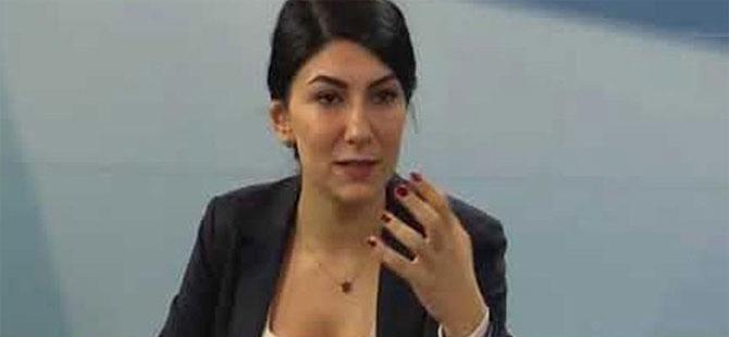 Gazeteci Ece Sevim Öztürk gözaltına alındı