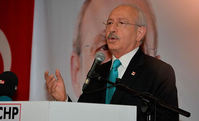 Kılıçdaroğlu: YÖK'ü kaldıracağız