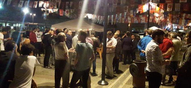Seçim standında İYİ Parti-MHP kavgası: 6 yaralı