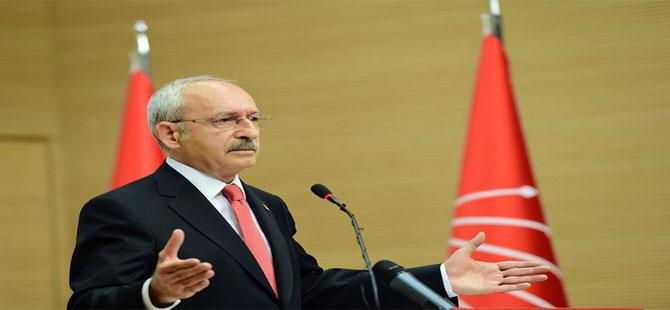 Kılıçdaroğlu: İnce'nin, CHP'den fazla oy almasından doğal bir şey yok!