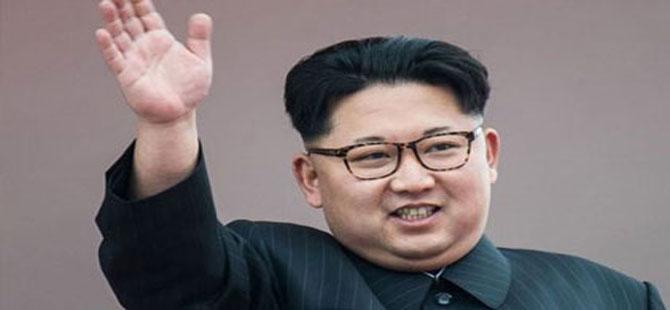 Öldüğü iddia edilen Kuzey Kore lideri Kim Jong-un ortaya çıktı!