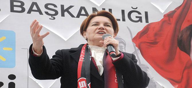 Meral Akşener: Sayın Abdullah Gül'ü kabul etseydim milletvekili adayıydım