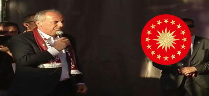 İnce: Erdoğan iftar sofrasını iftira sofrasına dönüştürdü