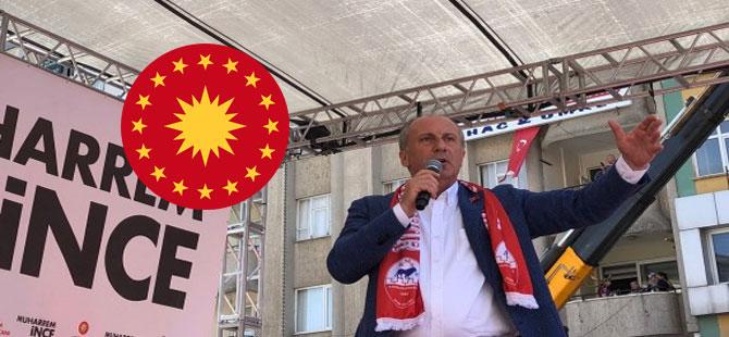 Muharrem İnce 17:30'da Antalya'da konuşacak!