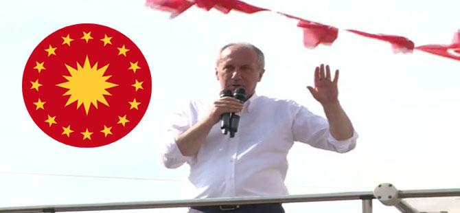Muharrem İnce'nin Kastamonu ve İstanbul programının detayları!