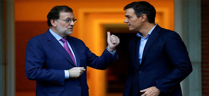 İspanya'da iktidar değişimi: Yolsuzluk skandalları Başbakan Rajoy'u götürdü
