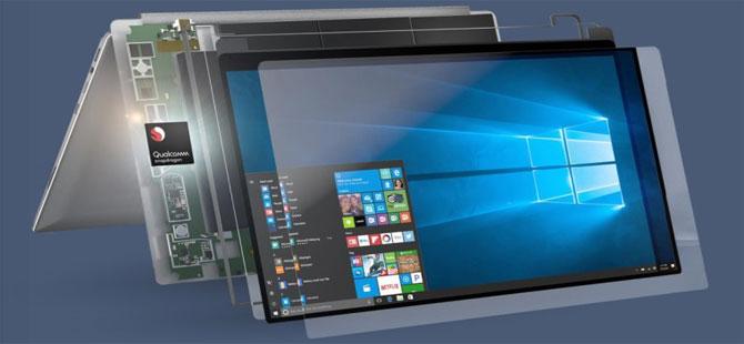 Bilgisayarlara güç verecek yepyeni işlemci: Snapdragon 850