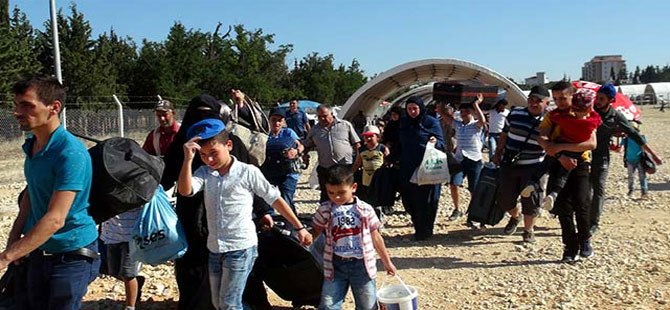 '30 bin Suriyeli 24 Haziran seçimlerinde oy kullanacak'