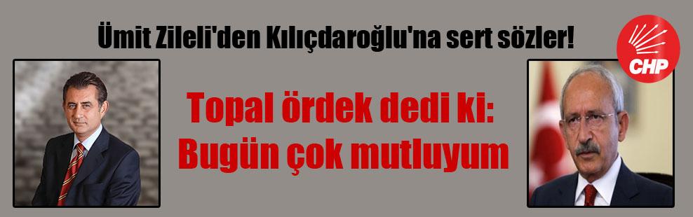 Ümit Zileli'den Kılıçdaroğlu'na sert sözler!