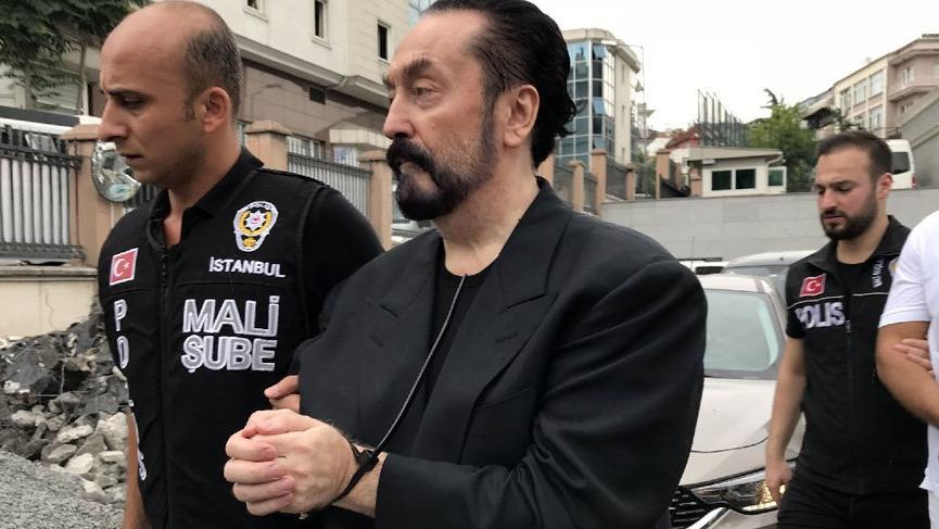 'Diplomatik görüşmeler Adnan Oktar'a sızdırıldı' iddiası