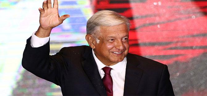 Meksika yeni devlet başkanını seçti