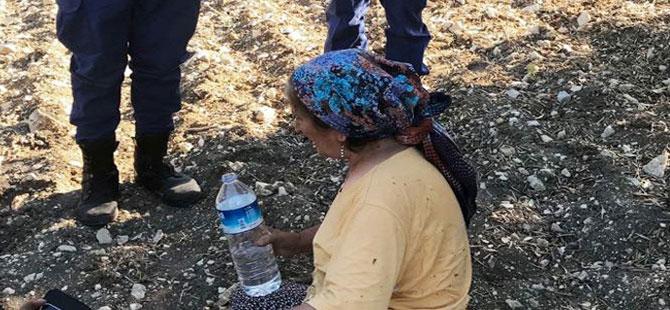 Kaybolan engelli kadın bulundu