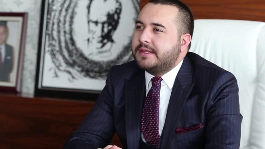 İYİ Parti Gençlik Kolları Başkanı Oğuzhan Beker istifa etti