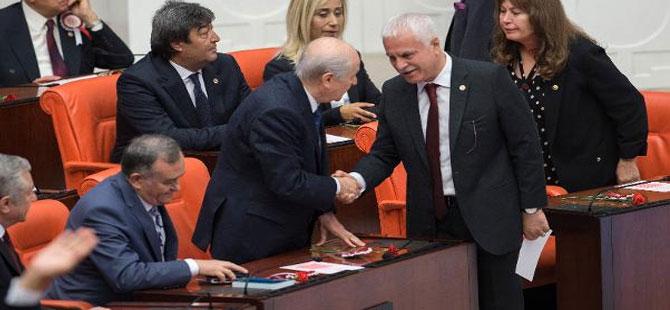 İYİ Parti'nin gazetesinden Koray Aydın'a özür çağrısı
