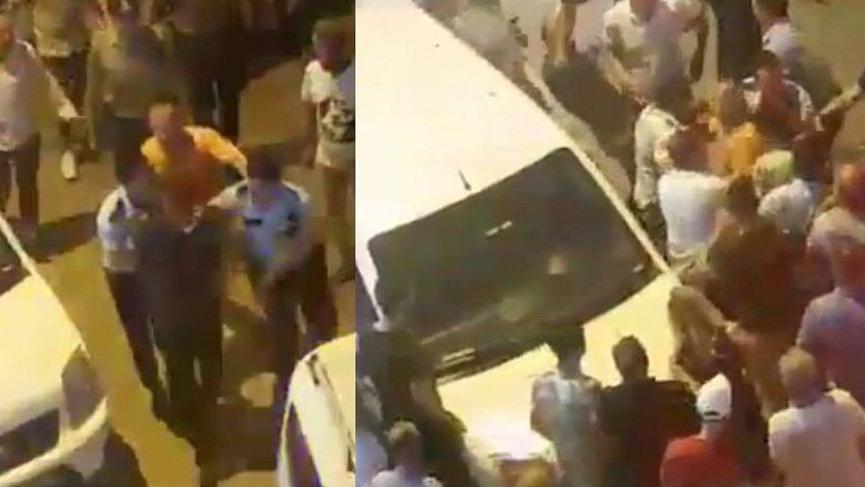Maltepe'deki linçte 2 gözaltı