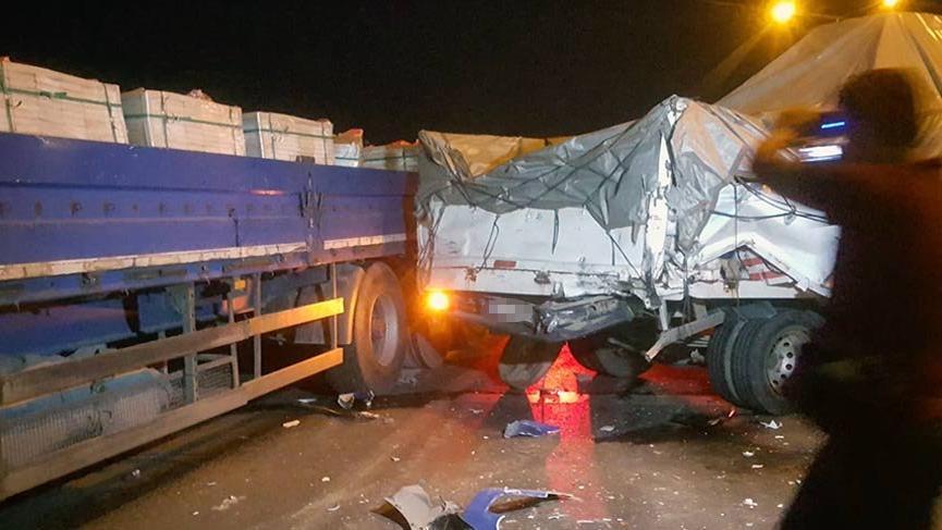 Nazilli'de zincirleme kaza: 5 yaralı