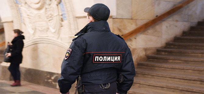 Moskova'da bir markette 3 saatlik rehine krizi