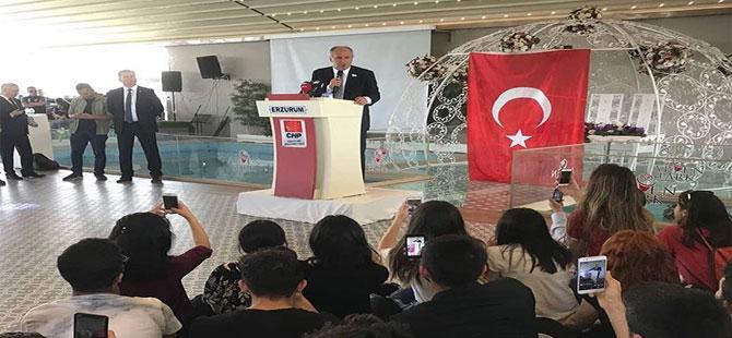 Mustafa Balbay'dan 'Hepimizin Cumhurbaşkanı adayı Muharrem İnce' paylaşımı