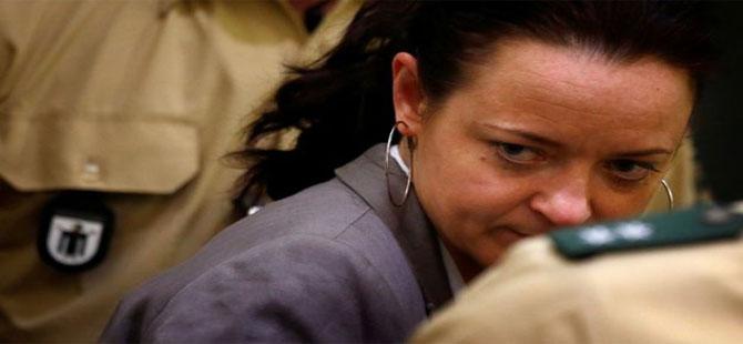 Almanya'da Türk dönercileri öldüren örgüt üyesine müebbet