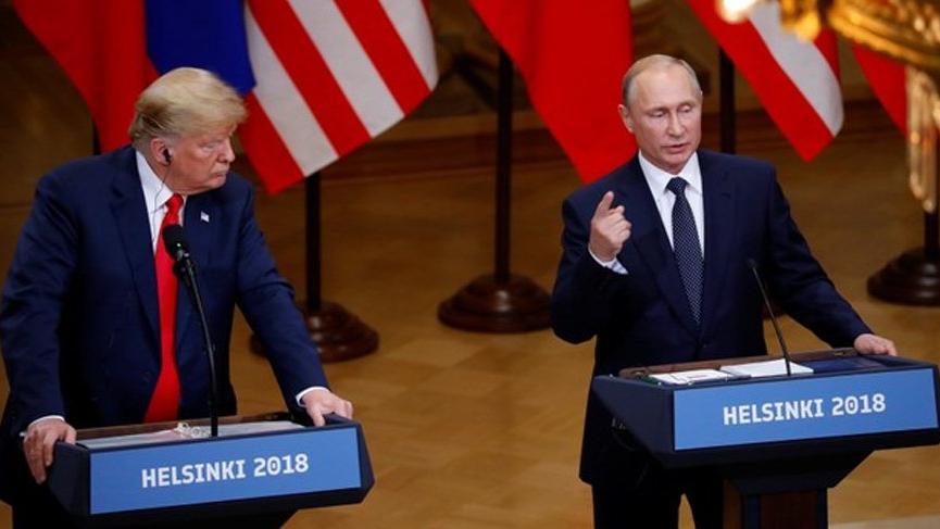 Putin, Trump ile Paris'te görüşmek istiyor