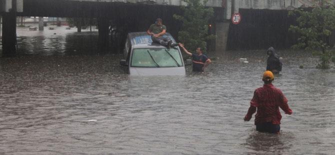Türkiye'ye sel uyarısı!