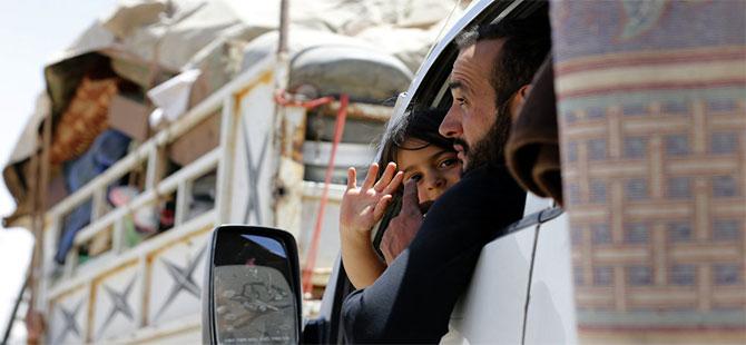 Suriye Dışişleri'nden ülke dışındaki Suriyelilere çağrı: Vatanınıza dönün