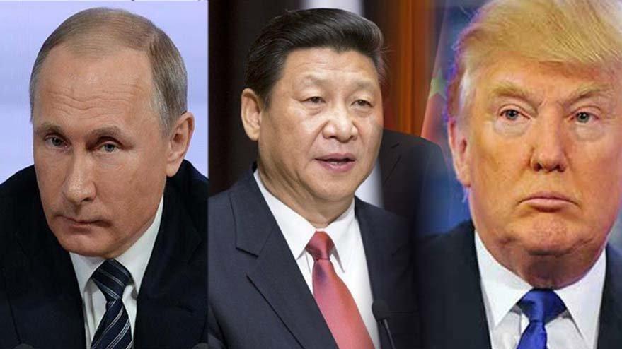 Ticaret savaşlarına Rusya da dahil oldu
