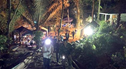 Tayland'daki 12 çocuktan iyi haber