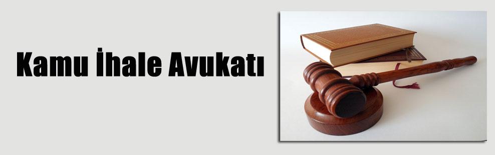 Kamu İhale Avukatı